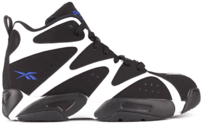 Reebok Kamikaze White Black Truth Blue White/Black-Truth Blue V60359