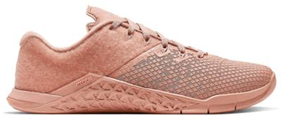 Nike Metcon 4 Patches Rose Gold (W) Rose Gold/Rose Gold-Rose Gold BQ7978-600
