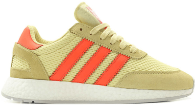 adidas I-5923 Clear Yellow Solar Red D96604