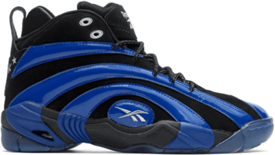 Reebok Shaqnosis Orlando Magic Black/True Blue V51848