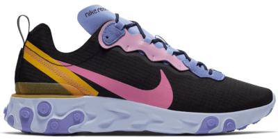 Nike React Element 55 ACG Black/Light Thistle-Pollen Rise-Magic Flamingo CI9593-001