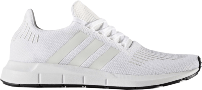 adidas Swift Run Crystal White Running White/Crystal White/Core Black CG4112