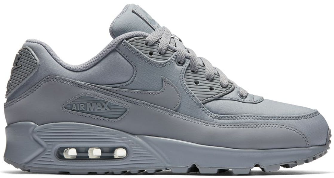 Nike Air Max 90 Essential Wolf Grey 537384-068