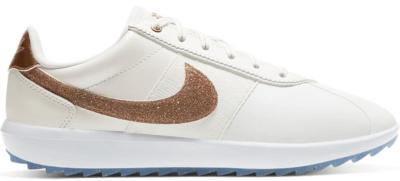 Nike Cortez G Swarovski (W) Summit White/White-Metallic Gold CI2283-111