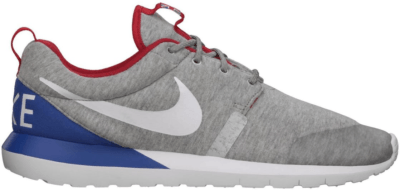 Nike Roshe Run Great Britain (GS) Grey Heather/White-University Red 703935-002