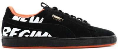 Puma Suede Atelier New Regime Black 366534-02