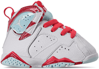Jordan 7 Retro Topaz Mist (TD) White/White-Topaz Mist-Ember Glow-Gym Red 705418-104