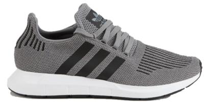 adidas Swift Run Grey Core Black Heather Grey Grey/Core Black/Heather Grey CQ2115