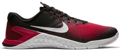 Nike Metcon 4 Black Hyper Crimson Black/Vast Grey-Hyper Crimson AH7453-002