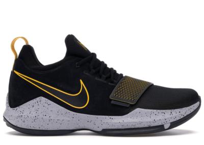 Nike PG 1 Black University Gold 878627-006