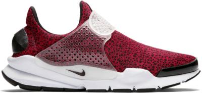 Nike Sock Dart Safari Red Gym Red/Black-White 942198-600