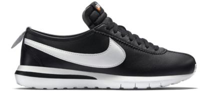 Nike Roshe Run Fragment Cortez Black Black/White 806952-010
