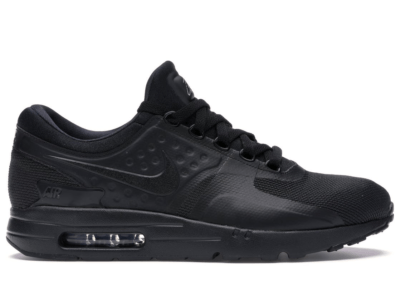 Nike Air Max Zero Triple Black Black/Black-Black 876070-006