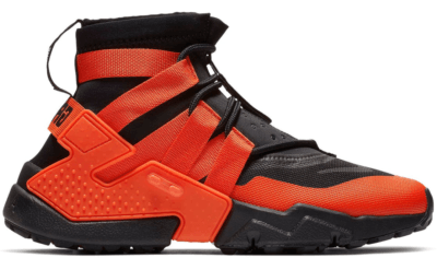 Nike Air Huarache Gripp Black Team Orange AO1730-001
