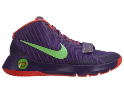 Nike Kd Trey 5 Iii Court Purple / Green Strike-Bright Crimson Court Purple/Green Strike-Bright Crimson 749377-536