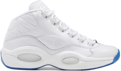 Reebok Question Mid Schoenen White / White / White EF7598