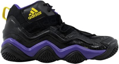 adidas Top Ten 2000 Lakers Black/Yellow-Purple G56095