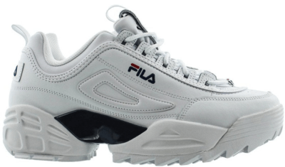 Fila Disruptor 2 Lab White White/Fila Navy-Fila Red 1FM00705-125
