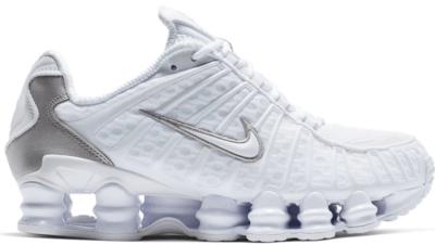 """Nike WMNS Shox TL """"White"""" AR3566-100"""