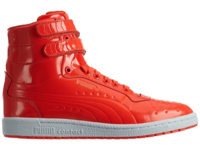 Puma Sky Ii Hi Patent Emboss Red Blast Red Blast 362032-02