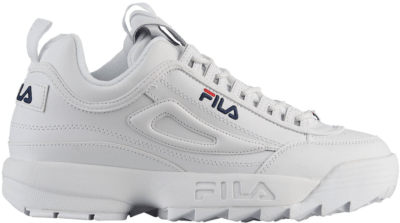 Fila Disruptor 2 White Navy Red White/Fila Navy-Fila Red M0013912/FW01655-111