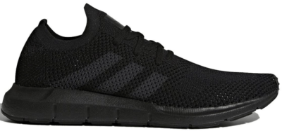 adidas Swift Run Triple Black Primeknit Core Black/Grey Five/Core Black CQ2893