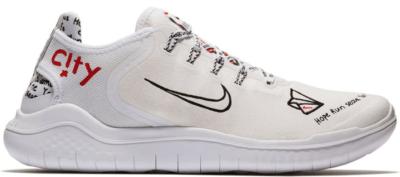 Nike Free RN Novo White/Black-Speed Red AH3966-106