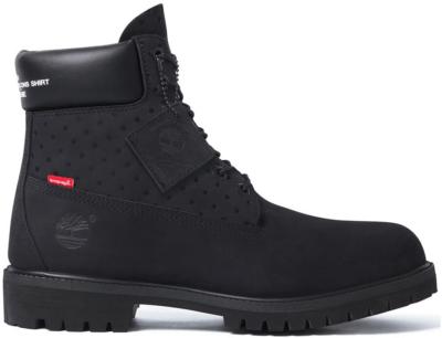 Timberland 6″ Boot Supreme x Comme des Garcons Black Black TB0A14LP