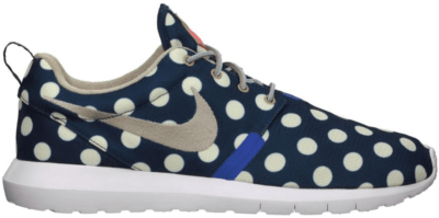 Nike Roshe Run NYC 2014 Mid Navy/Classic Stone-Light Ash Grey 667632-400