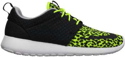 Nike Roshe Run Volt Leopard Volt/Black-White 580573-701