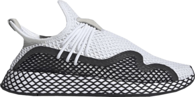 adidas Deerupt S Cloud White Core Black Cloud White/Core Black/Cloud White BD7874
