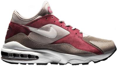 Nike Air Max 93 size? Metals Zinc Flat Zinc/LT Orewood Brn-TN RD 306551-016