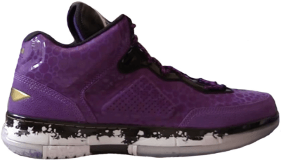 Li-Ning Way of Wade Sting Wade All Star Purple Purple/Black-White ABAH043-2