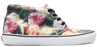 Vans Chukka Supreme Power Corruption Lies Black VN-0TYA8FF