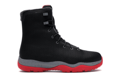 Jordan Future Boot Black Grey Red Black/Cool Grey-Anthracite-Gym Red 854554-001