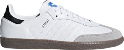 adidas Samba Cloud White Gum Cloud White/Core Black/Clear Granite B42067
