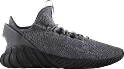 adidas Tubular Doom Grey Core Black Grey/Core Black/Running White BY3564