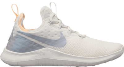 Nike Free TR 8 Rise Summit White Wolf Grey (W) Summit White/Wolf Grey-Pure Platinum AH8183-100