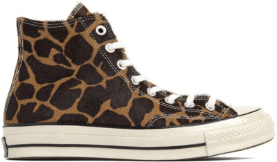 Converse Chuck Taylor All-Star 70s Hi Pony Hair Cheetah 164590C