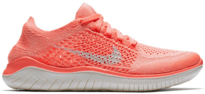 Nike Free RN Flyknit 2018 Crimson Pulse (W) Crimson Pulse/Hyper Crimson-Sail 942839-801