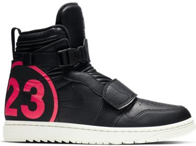 Jordan 1 Moto Black Infrared 23 Black/Light Bone-Infrared 23 AT3146-006