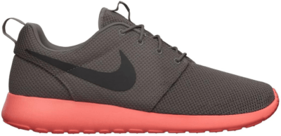 Nike Roshe Run Soft Grey Crimson Soft Grey/Beach/Total Crimson 511881-096