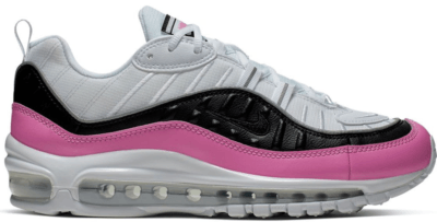 Nike Air Max 98 SE White Black China Rose (W) AT6640-100