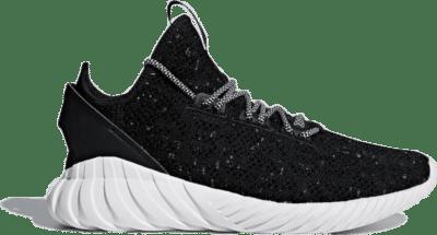 adidas Tubular Doom Sock Black White CQ0940