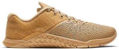 Nike Metcon 4 Patches Elemental Gold Elemental Gold/Elemental Gold-Elemental Gold BQ3088-700