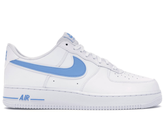 Nike Air Force 1 Low White University Blue AO2423-100