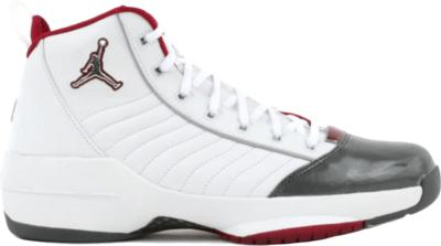 Jordan 19 OG SE East Coast White/Flint Grey-Deep Red 308492-101