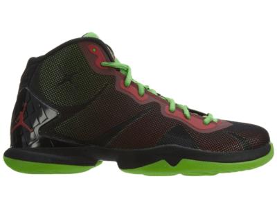 Jordan Super.Fly 4 Black/Gym Red-Green Pls-Infrared 23 Black/Gym Red-Green Pls-Infrared 23 768929-006