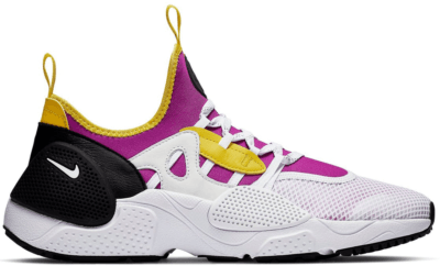 Nike Huarache Edge Magenta Neon Yellow BQ5206-500