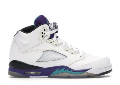 Jordan 5 Retro Grape 2013 (GS) 440888-108